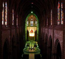 High Altar by Michael Farruggia