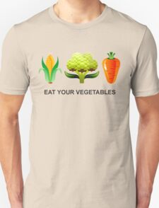 Eat Your Vegetables T-Shirt