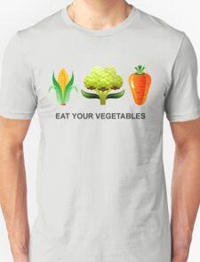 Eat Your Vegetables Unisex T-Shirt