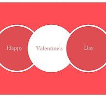 Happy Valentine's Day by hcrart