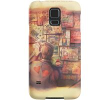 I Will Not Forget One Line of This - Doctor Who Samsung Galaxy Case/Skin