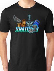 Snatcher (Sega CD) Logo v2.0 Unisex T-Shirt