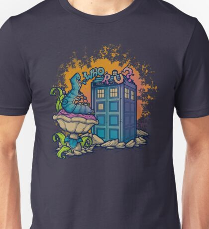 Who R U Unisex T-Shirt