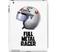 Full Metal Racer iPad Case/Skin