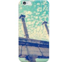 Columns in the Sky iPhone Case/Skin