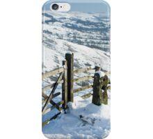 The Great Ridge Peak District iPhone Case/Skin