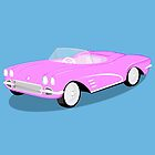 Chevy Pink by Jamie Gothard