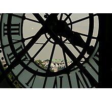 Clockwork 2  Photographic Print