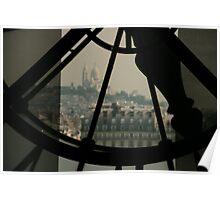 Clockwork over city 2  Poster