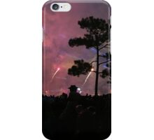 """New Year's Eve Fireworks in """"Japan"""" iPhone Case/Skin"""