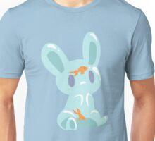 Fishbowl Bunny Unisex T-Shirt