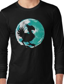 Wark at the Moon Long Sleeve T-Shirt