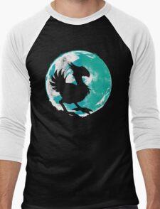 Wark at the Moon Men's Baseball ¾ T-Shirt