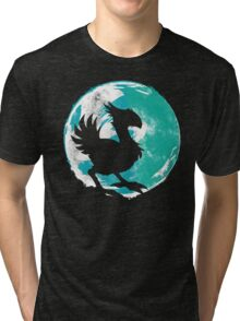 Wark at the Moon Tri-blend T-Shirt