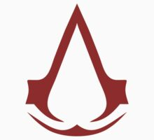 Assassin's Creed Red Logo by mrbradleyp
