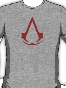 Assassin's Creed Red Logo T-Shirt
