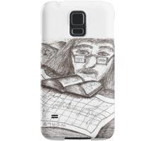 Cartographer dreaming Samsung Galaxy Case/Skin