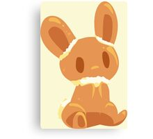 Fanta Bunny Canvas Print