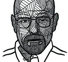 Geometric Breaking Bad by georgieartist
