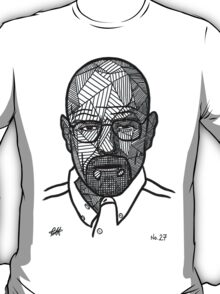 Geometric Breaking Bad T-Shirt