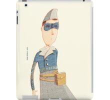Incognito No.1 iPad Case/Skin