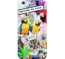 Hipster ASF iPhone Case/Skin