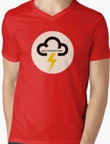 She's Thunderstorms - Arctic Monkeys Mens V-Neck T-Shirt