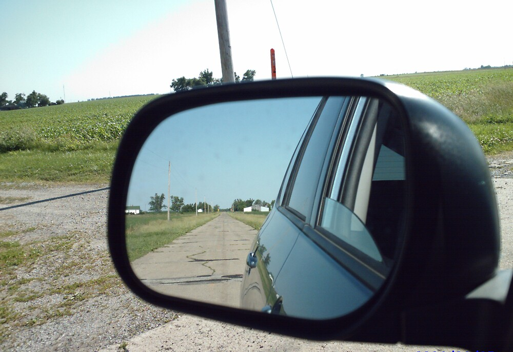 ILLINOIS MOTHER ROAD by Paul Butler