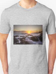 Flowing Fire... Unisex T-Shirt