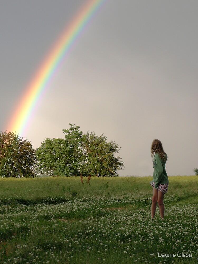 Childhood Dreams by Dawne Olson
