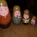 Russian Dolls by DavidBaddeley