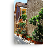 Are we in Provence Yet? Yes We Are! Canvas Print