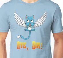 Aye, Sir! w/ text Unisex T-Shirt