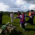Spring Equinox Celebration, Avebury 08 by Amanda Gazidis