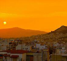 Athenian Sunbath by myphototype