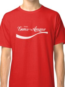 Enjoy Guns & Ammo? Classic T-Shirt