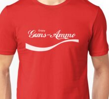 Enjoy Guns & Ammo? Unisex T-Shirt