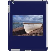 Freddie II At Shaldon, Devon  iPad Case/Skin