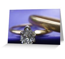 Will You Marry Me Again Greeting Card