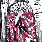Geisha - the dancer - the entertainer - the artist by whittyart