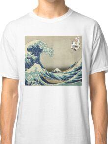 The Great Wave Off Katara Classic T-Shirt