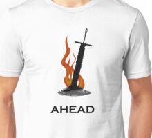 Ahead the World ! Unisex T-Shirt