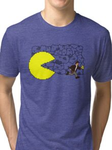 Raiding the Wrong Temple Tri-blend T-Shirt