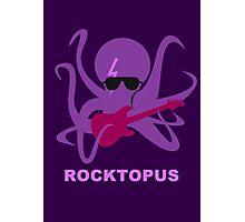 Rocktopus [PURPLE] Photographic Print
