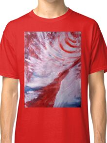 red whirlwinds Classic T-Shirt