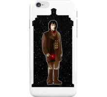The War and The TARDIS iPhone Case/Skin