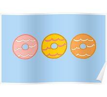 Party Ring Biscuits Poster