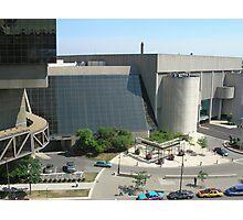 Columbus Convention Center Photographic Print