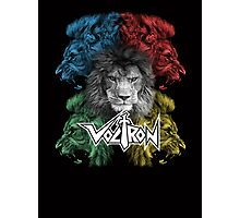voltron Photographic Print