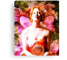 Feel of Spring Canvas Print